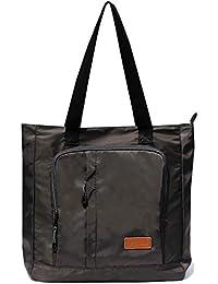 Large Travel Tote Water Resistant Shoulder Bag Lightweight Gym Tote for Men Women Unisex Day Bag