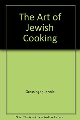 Book The Art of Jewish Cooking by Jennie Grossinger (1983-02-05)