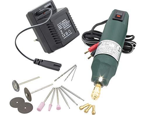 Donau Elektronik 0550V1 Drill with LED Light Set, MultiColour