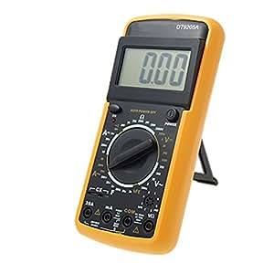 Digital LCD Multimeter Voltmeter Ammeter Ohmmeter