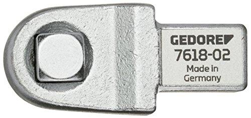"""SE 9x12 3//8/"""" GEDORE Einsteckvierkant 10,0 mm"""