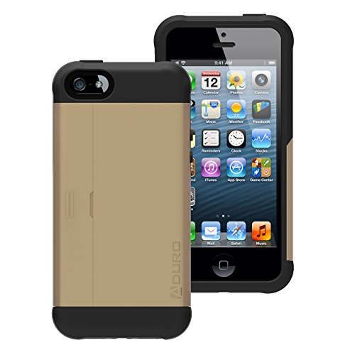 aduro-cache-rugged-dual-layer-case-for-apple-iphone-se-5-5s-with-kick-stand-and-credit-card-compartm