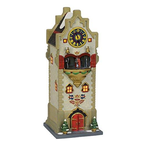 - Department56 Department 56 Alpine Village Rhineland Glockenspiel Lighted Buildings