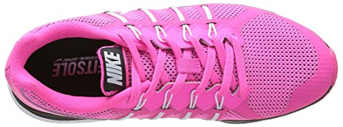NIKE Women's Air Max Dynasty Running Shoe Pink Blast/Black//White pay with visa cheap price latest collections for sale sale amazing price visit sale online new styles for sale gfJGphi