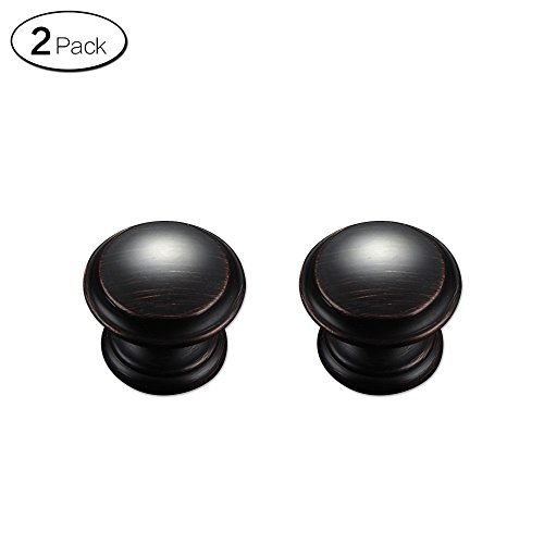 Zhi Jin 2Pcs Modern Book Drawer Wardrobe Door Cabinets Knobs Furniture Set Single Hole Black Red