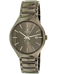 Rado R27057102 True Plasma Automatic Mens Watch - Black Dial by Rado