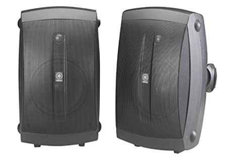 Review Yamaha NS-AW350B All-Weather Indoor/Outdoor