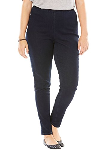 Plus Size Denim Leggings - 9