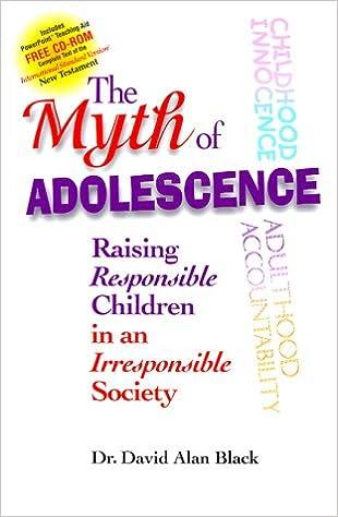 Myth of Adolescence