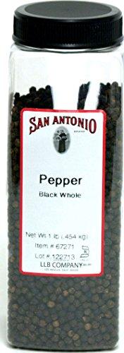1-Pound Premium Restaurant Whole Black Pepper - Pepper Black Restaurant