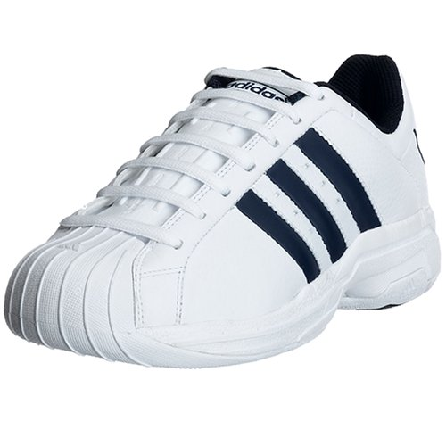 : adidas Men's Superstar 2G Basketball Shoe, White