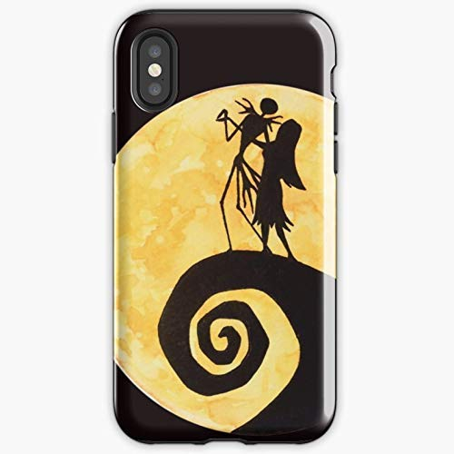Disney s The Nightmare Before Christmas iphone case