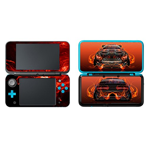 Zhhlinyuan Protection Cover Case Skin Sticker Decals for Nintend New 2DS XL