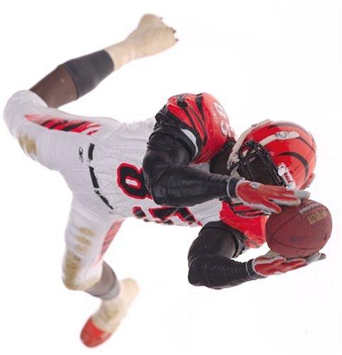 McFarlane Toys NFL Sports Picks Series 9 Action Figure Chad Johnson (Cincinna...