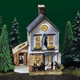 Department 56 New England Village P.L. Wheelers Bicycle Shop