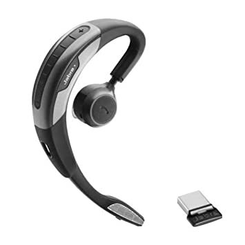 4f4321be032 Jabra Motion UC MS Bluetooth Headset - Anthracite: Amazon.co.uk: Electronics