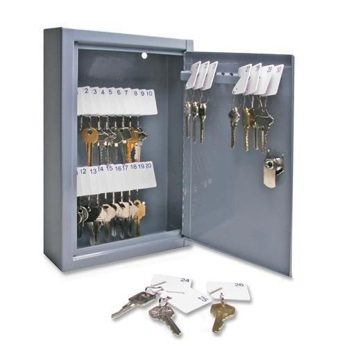 Price comparison product image SPR15601 - Sparco All Steel Hook Design Key Cabinet