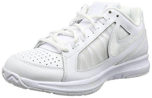 Nike Women's Air Vapor Ace White/White Tennis Shoe 6 Women US (Cool Womens Nike Tennis Shoes compare prices)