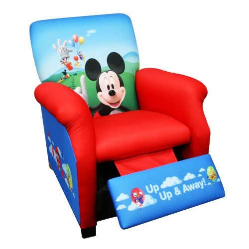 Ordinaire Amazon.com: Disney Recliner, Mickey Mouse Club House (Discontinued By  Manufacturer): Baby