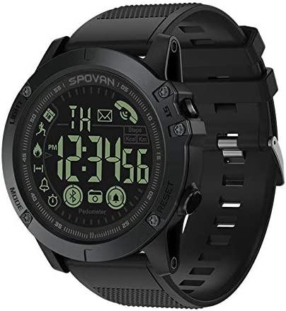 Amazon Com Flagship Rugged Smartwatch 33 Month Standby Time 24h All Weather Monitoring Camera Pedometer Bluetooth Smart Watch Black Hi/low, realfeel®, precip, radar, & everything you need to be ready for the day, commute, and weekend! amazon com