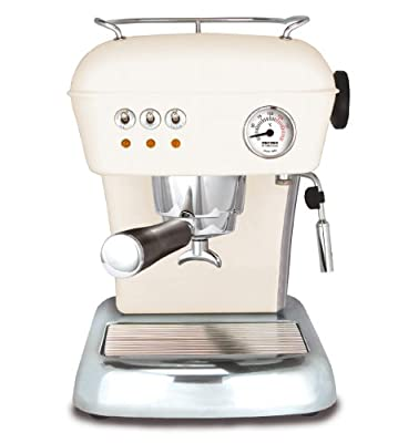 ASCASO DREAM espresso machine sweet cream