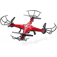 GoolRC X5C Drone with 2.0MP HD Camera, One Key Return CF Mode 360° Eversion Function RC Quadcopter
