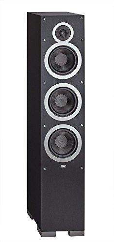 Elac - Debut F6, Floorstanding Loudspeaker (Black - Each/Single) by Elac