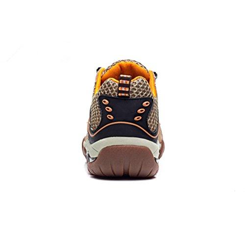 Trekking Rando Chaussures Imperméable Marche Léger Kaki De Hommes Durable Plein c De L'air Sécurité Suède Longue À Perméable Chaussures En Air Chaussures Dannto 5TpqCHp