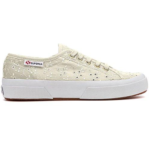 Sneakers s008c40 Femme Sangallosatinw Basses Superga k13 Ivory 2750 BE1qWxT