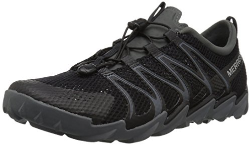 Merrell Men's Tetrex, Black 7.5 Medium ()