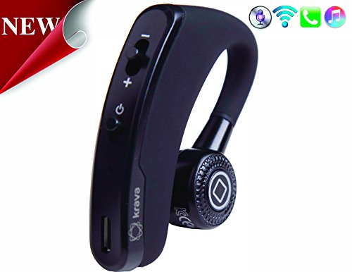 10 best bluetooth earpiece noise cancelling mic for 2018