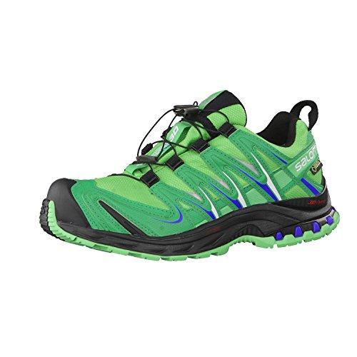 Chaussures Grün L37321300 Salomon Trail Hellgrün de Femme xB5w6Pv