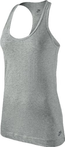 2015 cheap online discounts for sale Nike Racer Women's Tank Top Grey websites cheap price buy cheap footlocker outlet from china r1ZGuMp60H