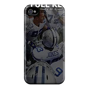 HighLifeNest WdN13141IIZp Case For Iphone 4/4s With Nice Dallas Cowboys Appearance