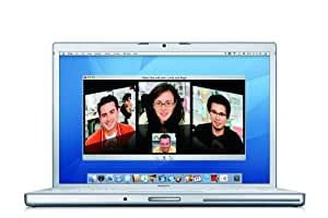 "Apple MacBook Pro MA463LL/A 15.4"" Laptop (1.83 GHz Intel Core Duo, 512 MB RAM, 80 GB Hard Drive, SuperDrive)"