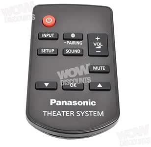 Panasonic N2QAYC000098 Mando a distancia original: Amazon.es: Electrónica