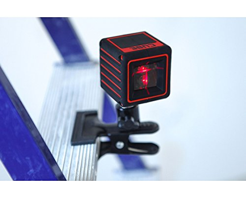 AdirPro Cube Cross Line Laser Level Home, Red/Black by AdirPro (Image #4)