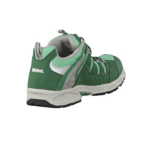 Meindl Respond Junior 680130 - Zapatillas de deporte de cuero para niños divers