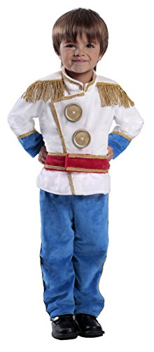 Royal Prince Fancy Dress Costume (Prince Ethan Costume)