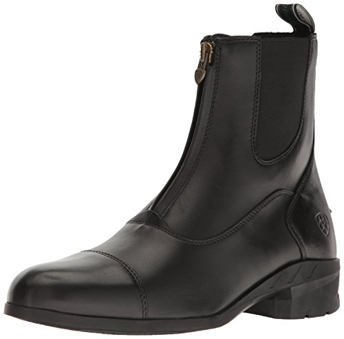 Ariat Men's Heritage IV English Paddock Boot, Black, 12 2E US