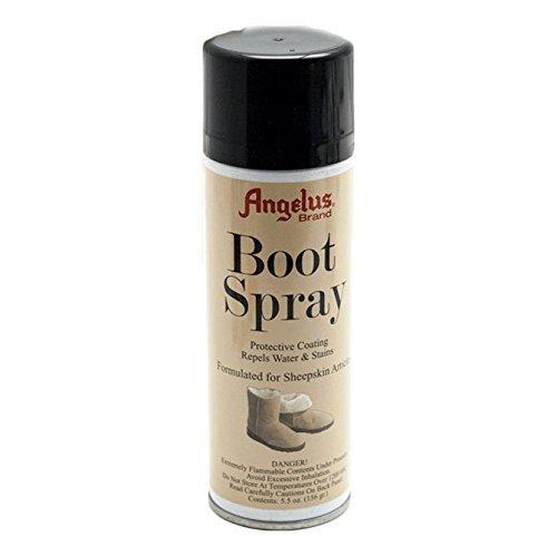 (Angelus Brand Boot Spray - Formulated for Sheepskin articles 5.5 oz)