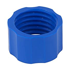 Sawyer Products SP150 Coupling for Water Filtration Cleaning 95 Allows you to clean your sawyer Squeeze Filter with a plastic bottle Provides a direct connection for backwashing your Filter Screws onto your Squeeze Filter and standard-sized bottles