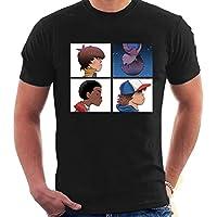 Camiseta Stranger Things - Gorillaz- Masculina