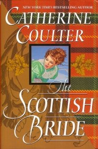 book cover of The Scottish Bride