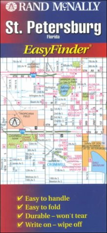 Download Rand McNally St. Petersburg Easyfinder Map pdf