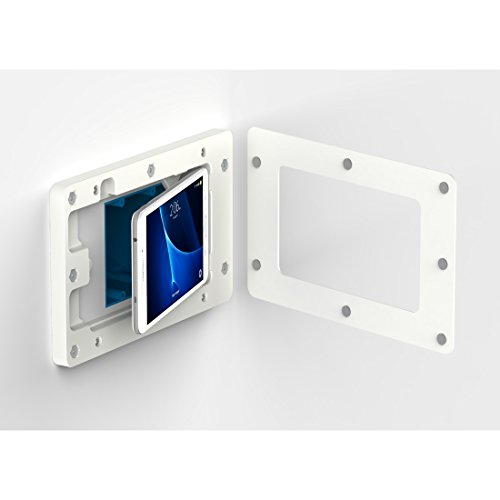 VidaMount On-Wall Tablet Mount - Samsung Galaxy Tab A 7.0 - White by VidaBox Kiosks (Image #4)