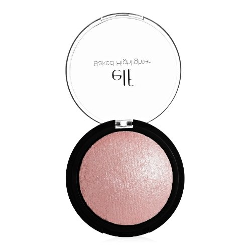 (3 Pack) e.l.f. Studio Baked Highlighter - Blush Gem (Elf Baked Blush Gems)