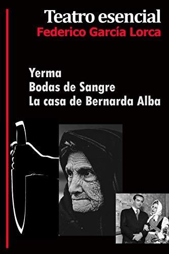 Amazoncom Teatro Esencial Yerma 1931 Bodas De Sangre