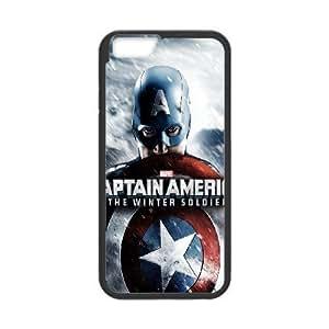 Generic Case Captain America For iPhone 6 Plus 5.5 Inch G7Y6658373