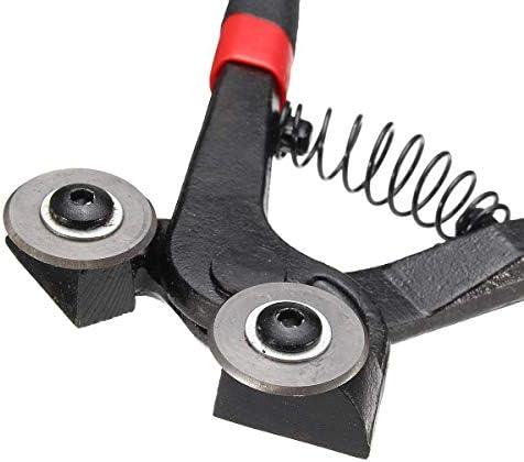 プライヤーツールプライヤー8インチ200 mmヘビーデューティステンドモザイクガラスカッターニッパータイルホイールプライヤーツール多機能ツール